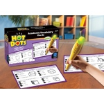 Hot Dots Academic Vocabulary Card Sets Gr 1-3
