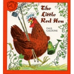 Carry Along Book & Cd The Little Red Hen