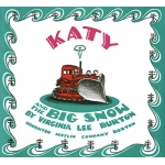 Carry Along Book & Cd Katy And The Big Snow