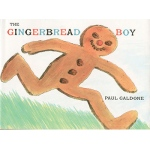Carry Along Book & Cd The Gingerbread Boy