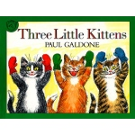 Carry Along Book & Cd Three Little Kittens