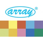 Array Card Stock Assorted 100 Sht 10 Colors