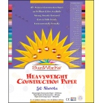 Sunworks 12x18 Yellow 50ct Construction Paper