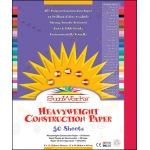 Sunworks 9x12 Holiday Red 50ct Construction Paper