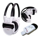 AVID Infrared Headphone: Model # IR-10SET