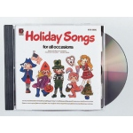 Holiday Songs For All Cd Holiday