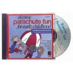 Playtime Parachute Fun Cd Ages 3-8