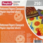 Patterned Paper Classpack