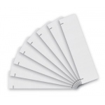 Project Board Headers White 8-Pk