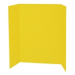 Yellow Presentation Board 48x36