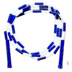 Jump Rope Plastic Segmented 9ft