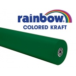 Green Rainbow Kraft Roll 1000 Ft
