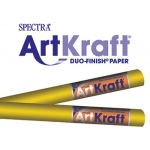 Art Kraft Roll 48 X 200 Autumn Gold