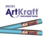 Art Kraft Roll Sky Blue 48 X 200