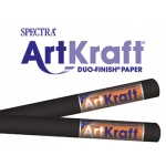 Art Kraft Roll 48 X 200 Black