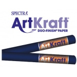 Art Kraft Roll 48 X 200 Dark Blue