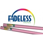 Fadeless Paper Rolls 24 X 12ft Pink
