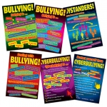 Bullying In A Cyber World Poster Set Gr 5-8
