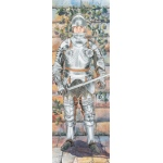 Colossal Concept Medieval Knight Gr 4-9& Up