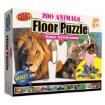 Zoo Animals Puzzle Ages 3-6