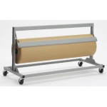 Bulman Jumbo Mover with Serrated Blade: 72""