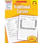 Scholastic Success With Traditional Cursive Gr 2-4