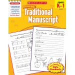 Scholastic Success With Traditional Manuscript Gr K-1