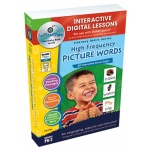 High Frequency Picture Words Interactive Whiteboard Lessons