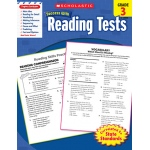 Scholastic Success With Reading Tests Gr 3