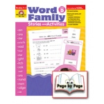 Book Word Family Level D Stories & Activities