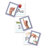 Resource Bundles American Sign Language Alphabet Cards