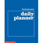 Scholastic Daily Planner Gr K-8