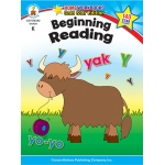 Beginning Reading Home Workbook Gr K