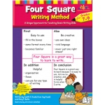 Four Square Writing Method Gr 7-9 With Cd