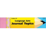 Journal Booklet Language Arts 4-8