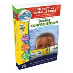 Reading Comprehension Interactive Whiteboard Lessons