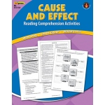 Cause Effect Comprehension Book Blue Level
