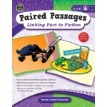 Paired Passages Linking Fact To Fiction Gr 6