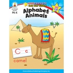 Alphabet Animals Home Workbook Gr Pk-K
