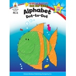 Alphabet Dot To Dot Home Workbook Gr Pk-K