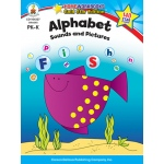 Alphabet Sounds & Pictures Home Workbook Gr Pk-K