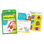 Alphabet Wipe Off Activity Cards