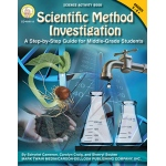 Scientific Method Investigations A Step By Step Guide For Gr 5-8