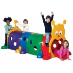 "ECR4Kids ""Gus"" Climb-N-Crawl Caterpillar - 4 Section"