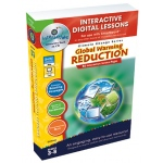 Global Warming Reduction Interactive Whiteboard Lessons