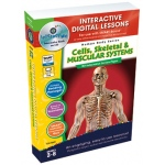Cells Skeletal & Muscular Systems Interactive Whiteboard Lessons