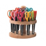 Early Childhood Rotating KraftEdger Caddy Set: 18 Pieces