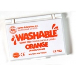 Stamp Pad Washable Orange