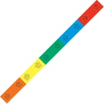 Paw Prints Wristbands 10/pk