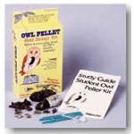 Student Owl Field Biology Kit 2 Pellets